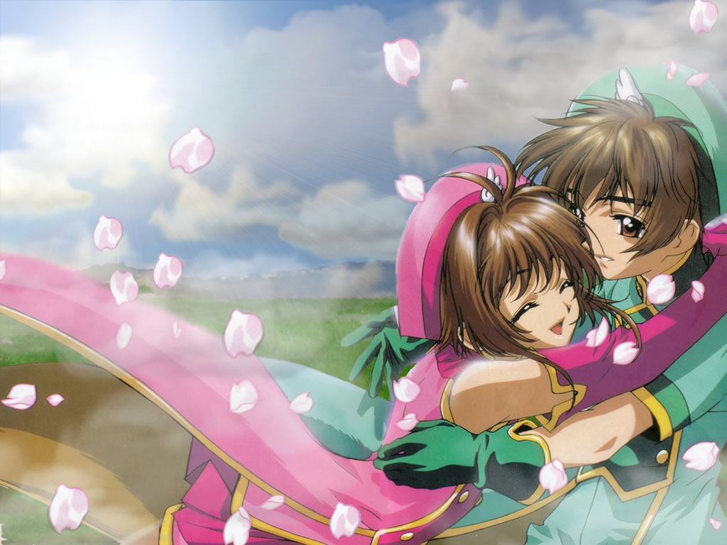 Superpost de Sakura Card Captors.