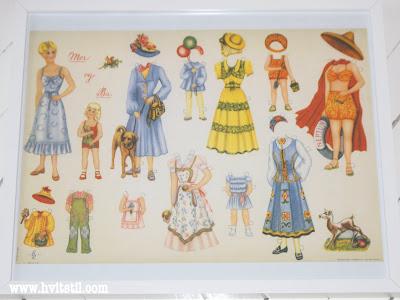 Hvitstil.com: bilder til barnerom
