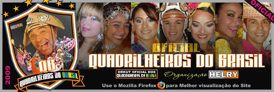 ORKUT OFICIAL DO QUADRILHEIROS DO BRASIL