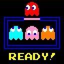 Igra Pacman - Ready download besplatne slike pozadine za mobitele