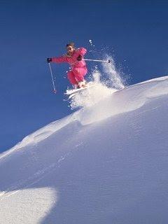 download besplatne pozadine slike za mobitele Snijeg zima skijanje