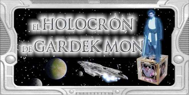 El Holocrón de Gardek Mon