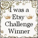 I won a Weekly Challenge...Yahoo !