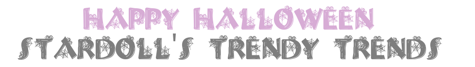 Stardoll's Trendy Trends