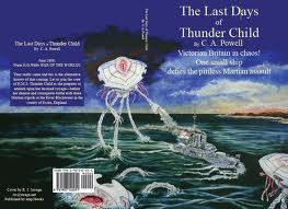 THE LAST DAYS OF THUNDER CHILD.