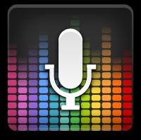 Grabador de sonidos - Gnome