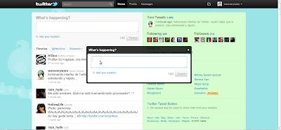 Nuevo Twitter - Que pasa?