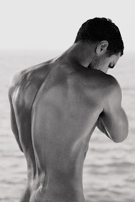 Raoul Bova Italian Actor Nude Back