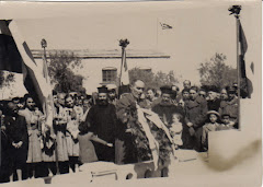 Κατάθεση στεφάνων την 25η Μαρτίου 1951