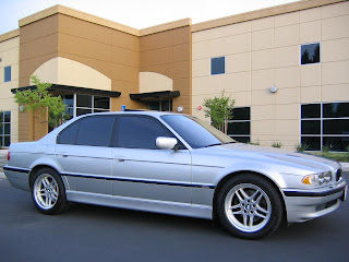 mitchell greenblatt 39 s blog for sale 2001 bmw 740i sport. Black Bedroom Furniture Sets. Home Design Ideas