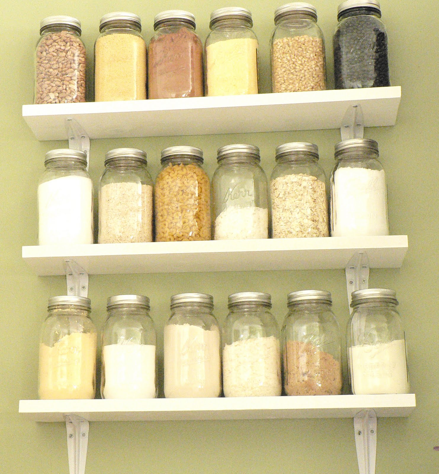 Fabulous Mason Jar Storage 1483 x 1600 · 347 kB · jpeg
