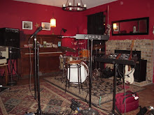 "Homespun Live ""Studio"" Space"