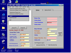 scWBS2007 - Freeware Warnet Billing System
