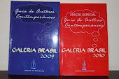 Guia de Autores Contemporâneos - Galeria Brasil 2009 e 2010