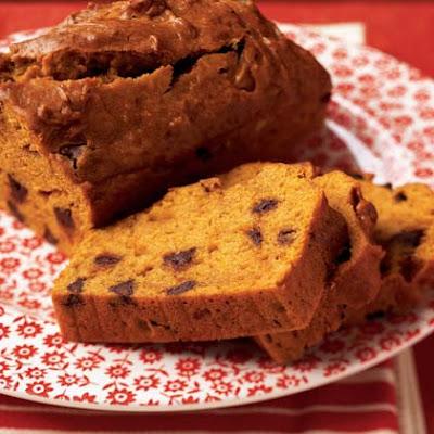 stick a fork in it: downeast maine pumpkin bread
