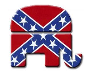 Confederate Party Logo