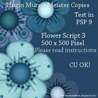Flower Script for PSP (Bea Creations) BC_Flower_Script_3_Vorschau