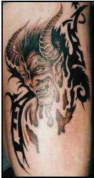 devil tattoos design