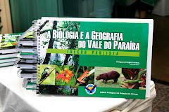 Livro A BIOLOGIA E A GEOGRAFIA DO VALE DO PARAÍBA - SP