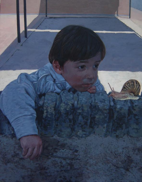 El domador de caracoles.