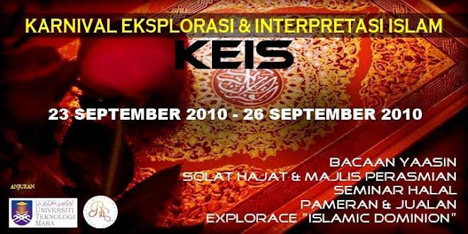 KARNIVAL EKSPLORASI & INTERPRETASI ISLAM