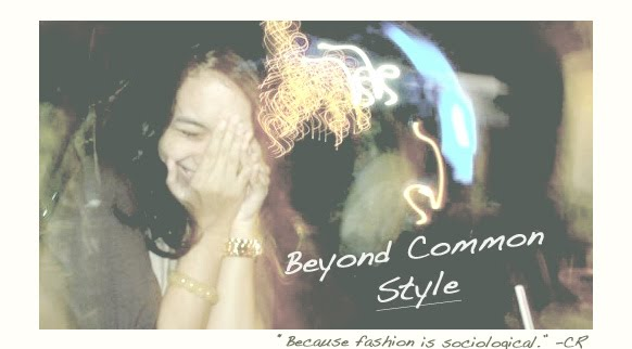 Beyond Common Style