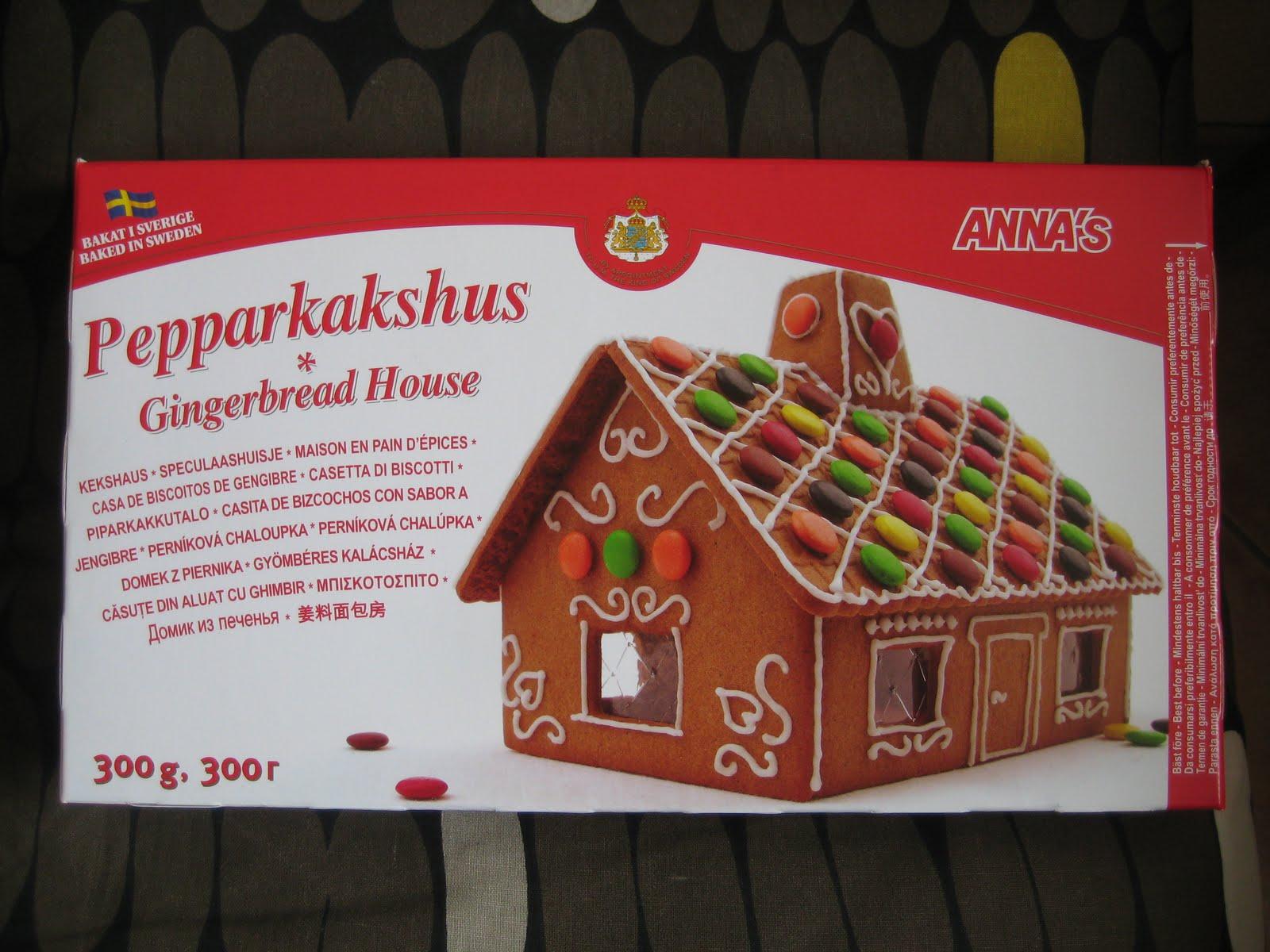 La fausse grenouille architecture en pain d 39 pices - Kit maison en pain d epice ...