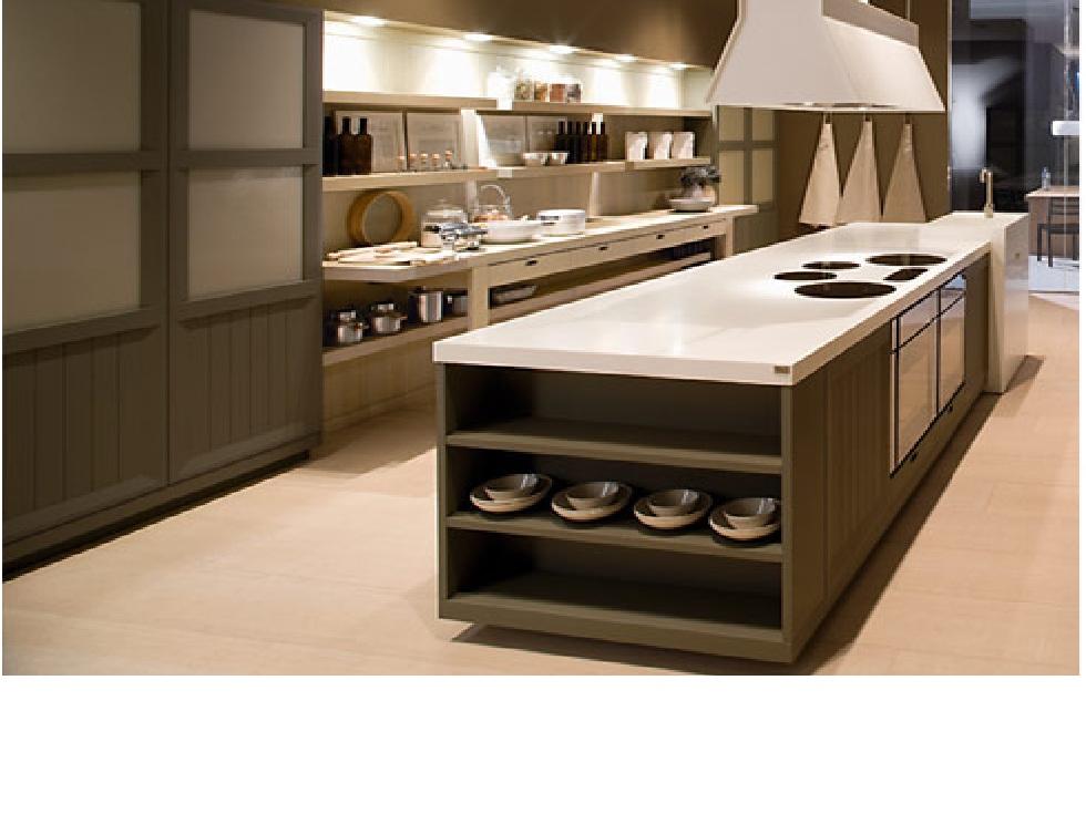 Dise o y decoraci n de cocinas sici vuelve la feria - Fabrica de cocinas en madrid ...