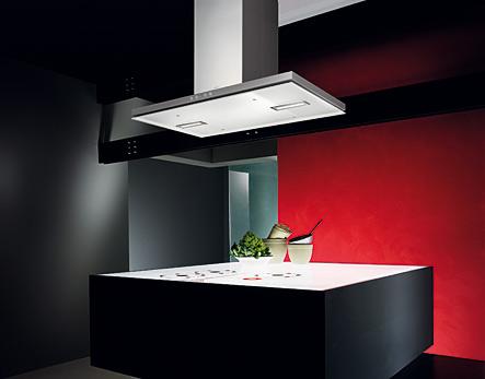 Dise o y decoraci n de cocinas como elegir campanas - Como elegir una campana para cocina ...