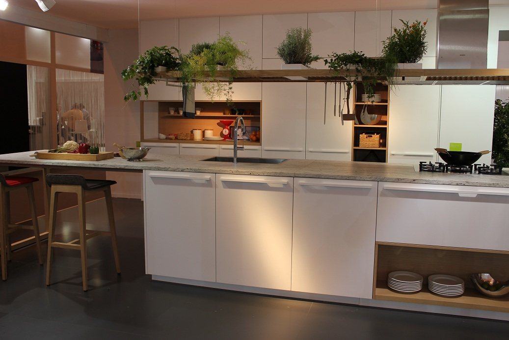 Dise o y decoraci n de cocinas nuevas fotos desde la - Linea 3 cocinas ...