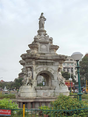 Flora Fountain Mumbai