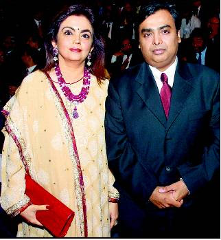 Ambani Couple