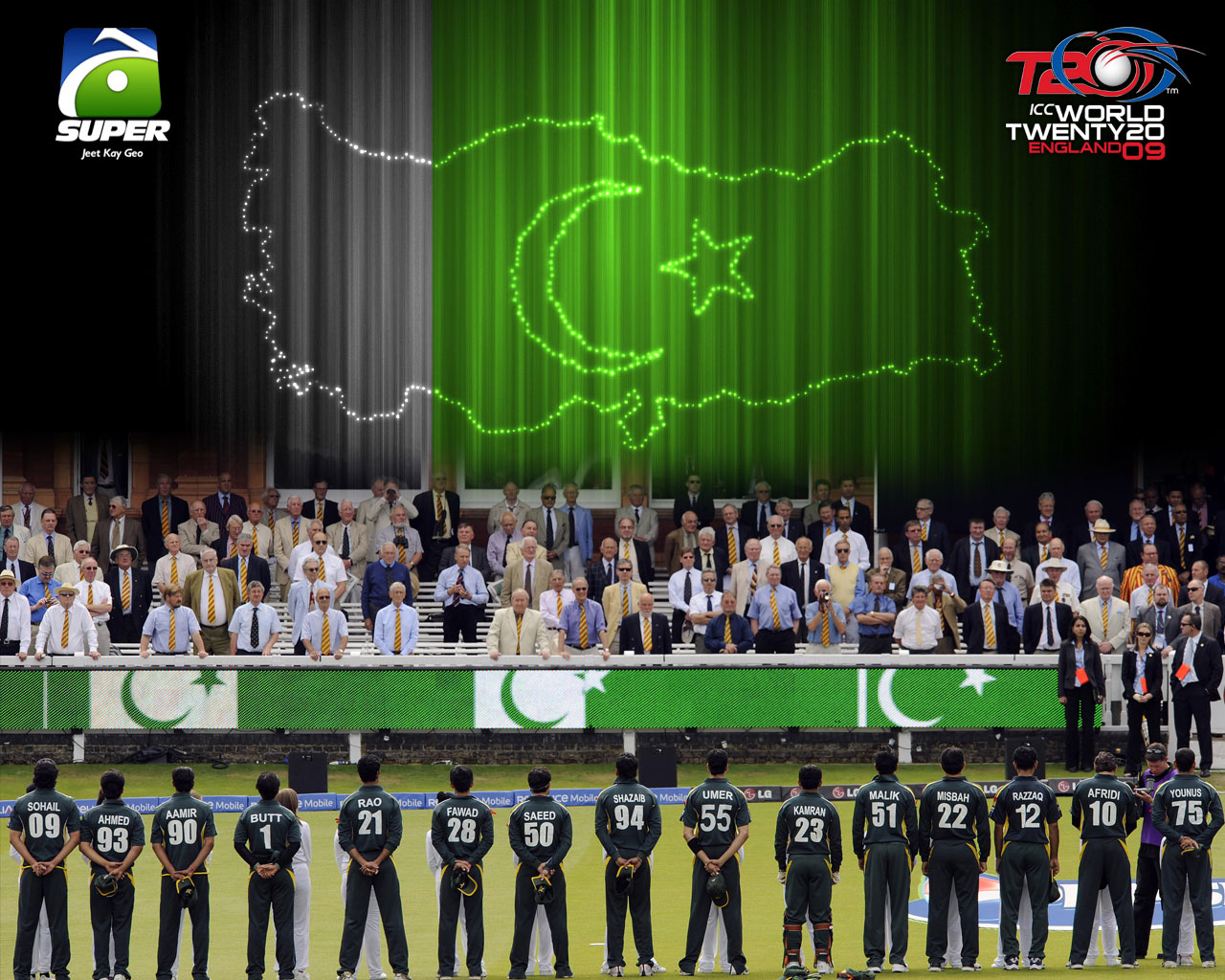 Wallpaper Pakistani Flag Wallpapers