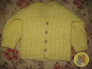 Crochet Cardigan Sweater » Modern Crochet Patterns