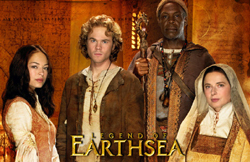 Cast of the Earthsea TV adaption