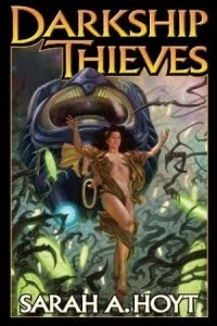 Cover of Darkship Thieves