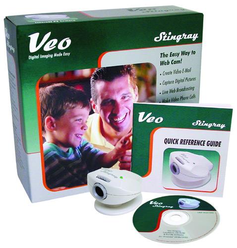 Categoría:Webcams Veo Stingray ha sido diseñado con la primera vez usuarios ...
