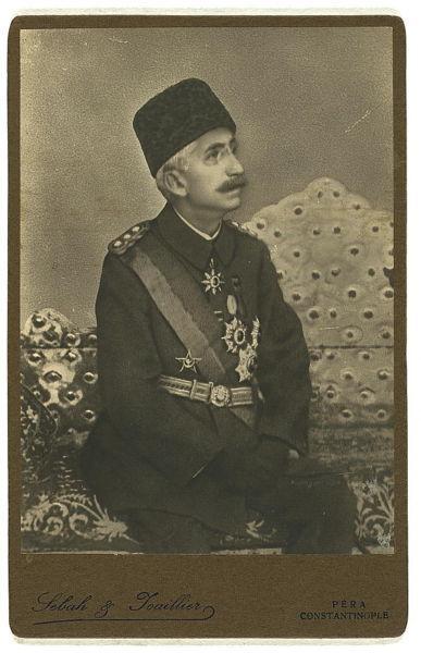 36 Vahdettin (1918–1922) VI_Mehmet_Vahidettin