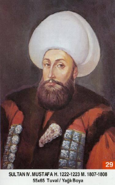 29 IV. Mustafa1779 (1808) Mustafa_IV