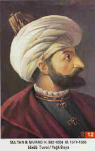 12-III. Murat-15 Aralık 1574 – 16 Ocak 1595