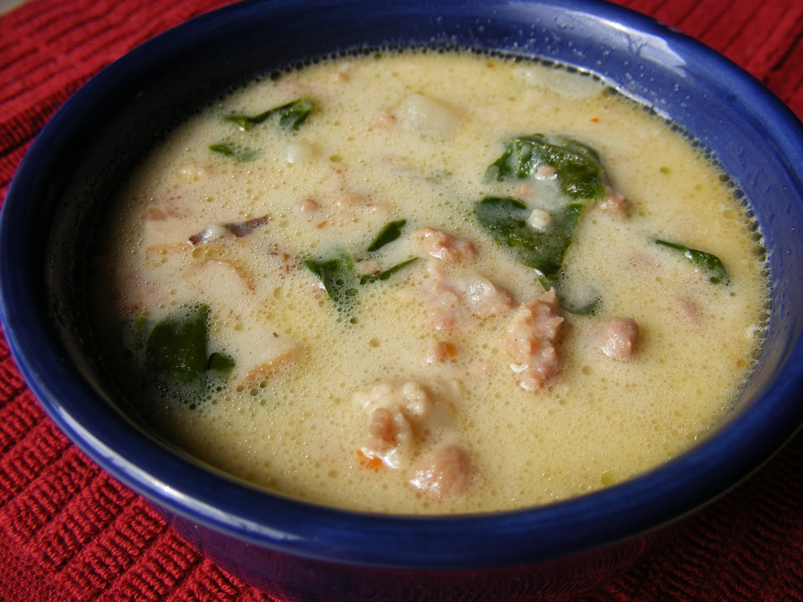 The Adventures of Kitchen Girl: Zuppa Toscana