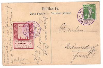 sew retro: Carte Postale