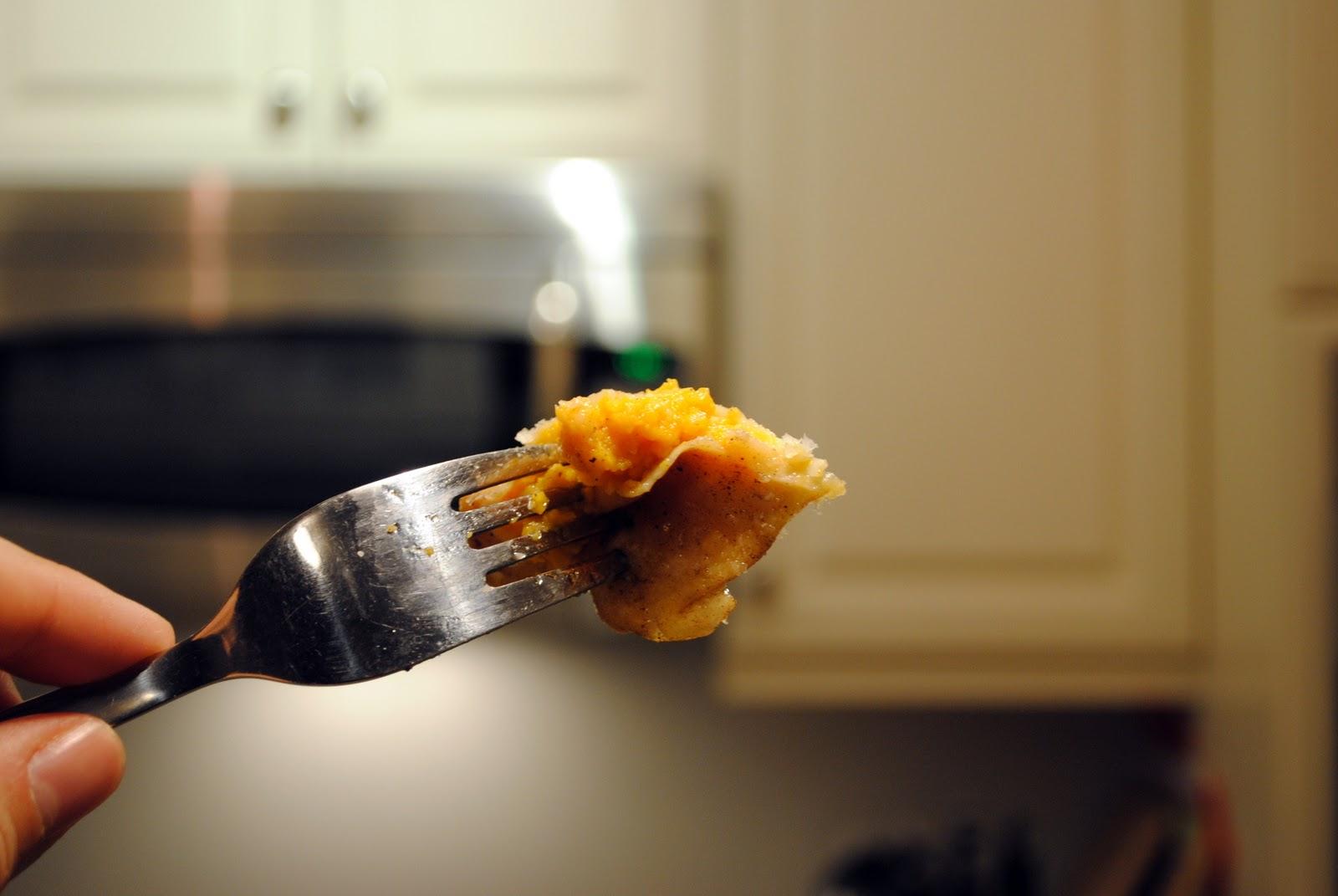 ... : Pimping a traditional Italian recipe: butternut squash tortelli