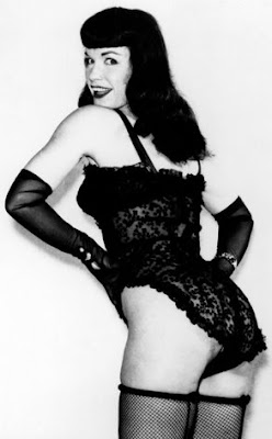 Petri Dish: Passings: Beverly Garland Bettie Page Van Johnson fashion glamour model runway modeling models hot pictures funny maternity shirts
