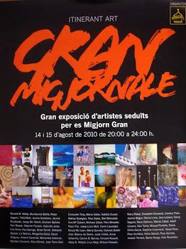 Gran Migjornale 2010. Cartel
