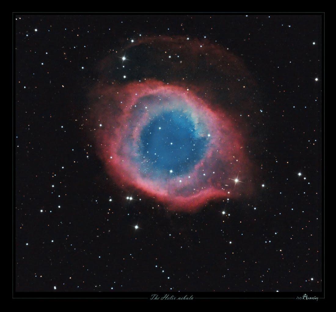 helix nebula facts
