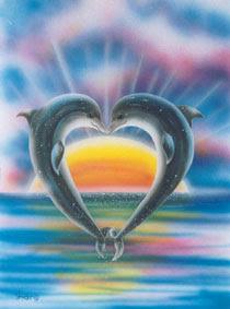 Dolphin Love