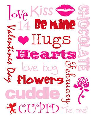 valentinesprintable3 Valentine Printables