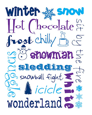 winterprintable A Freebie for my followers!!!!