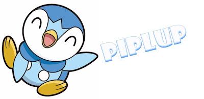 Ilha dos Pokémons Bitz Piplup